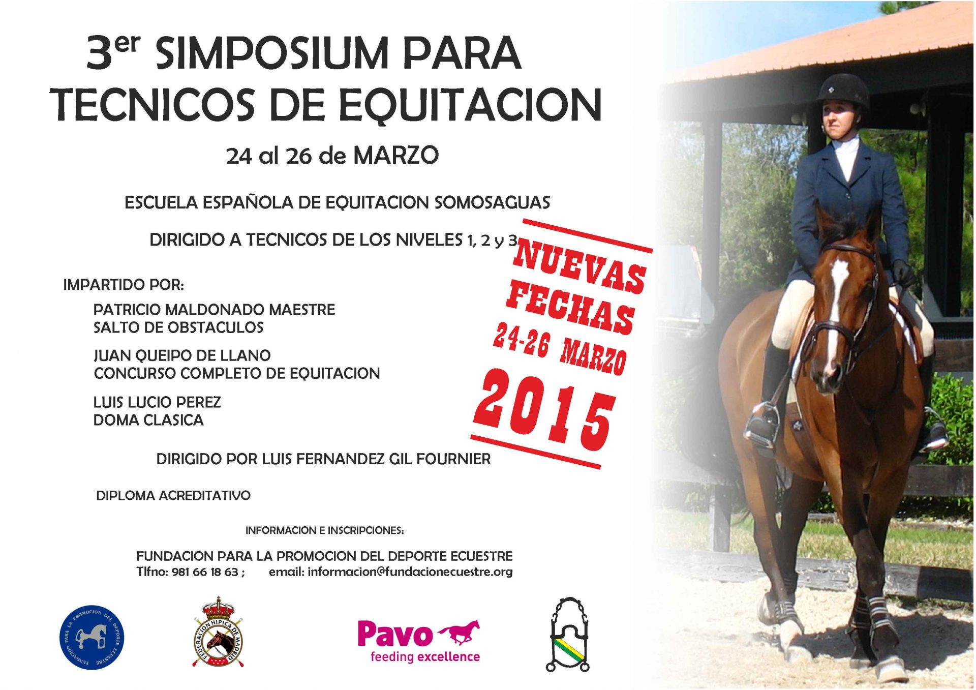 Cartel III Simposium 2015