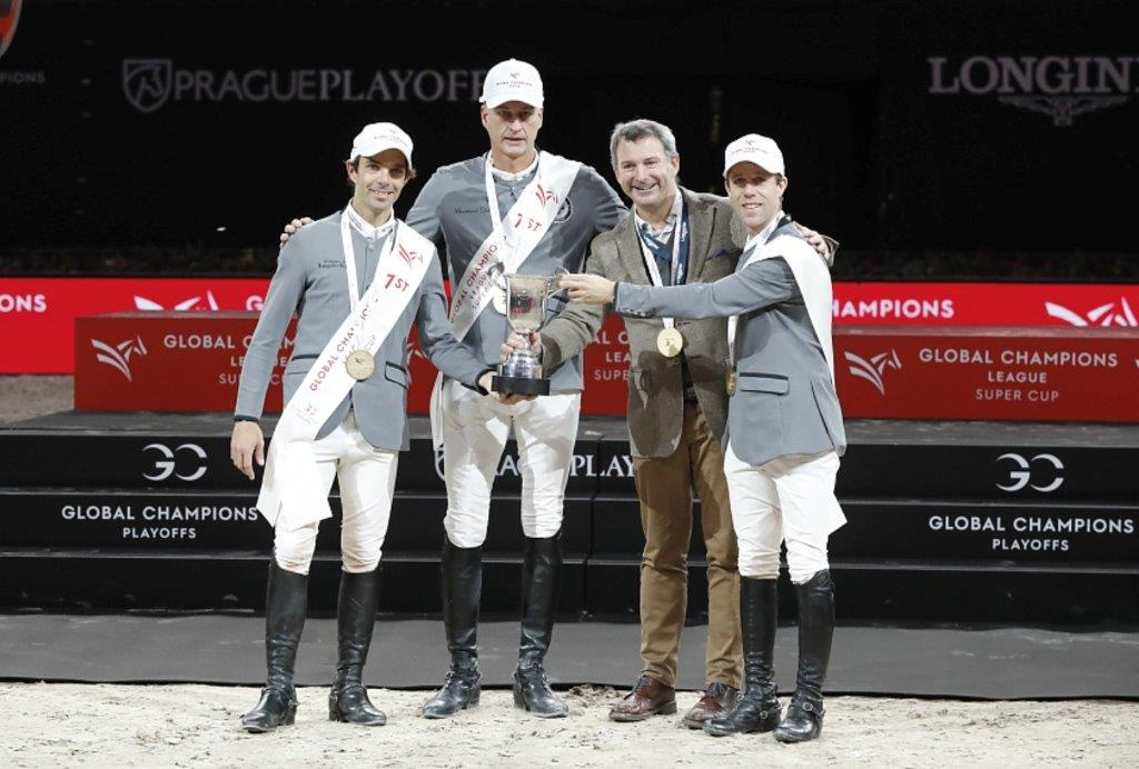 madrid in motion 2018 GCL