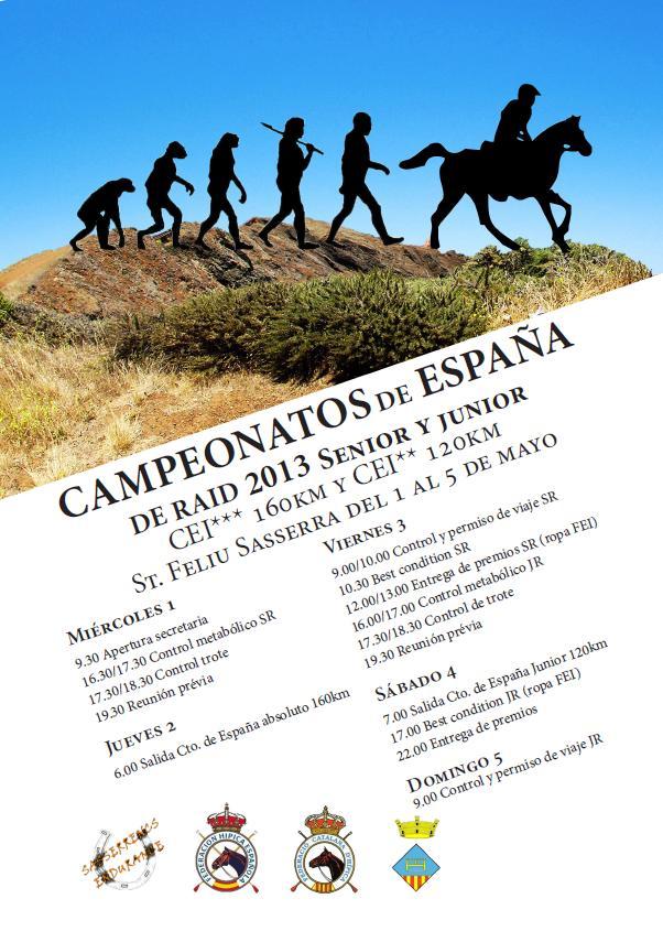 federacion hipica barcelona: