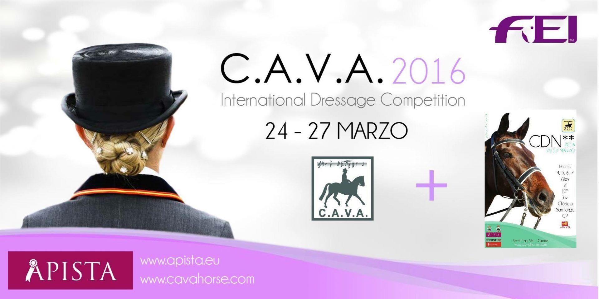 CAVA 2016