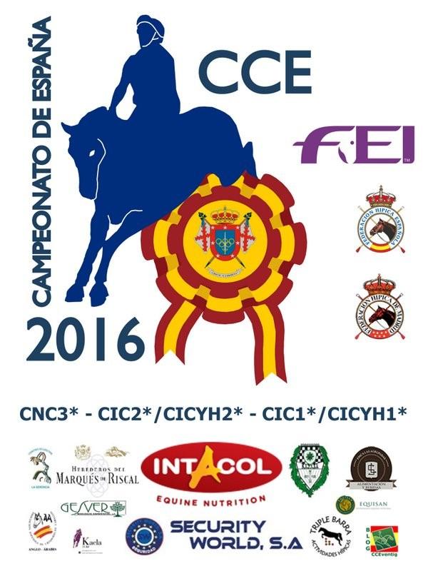 Video del Campeonato de España de CCE 2016