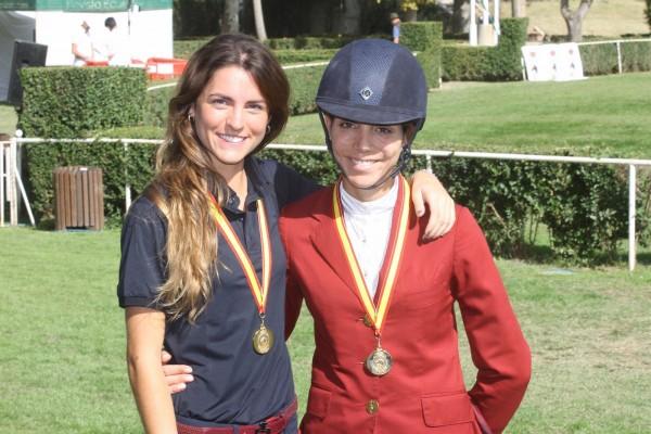 Paola Amilibia primera Campeona de España absoluta de Saltos. Culmina un año de mujeres en lo más alto del podium