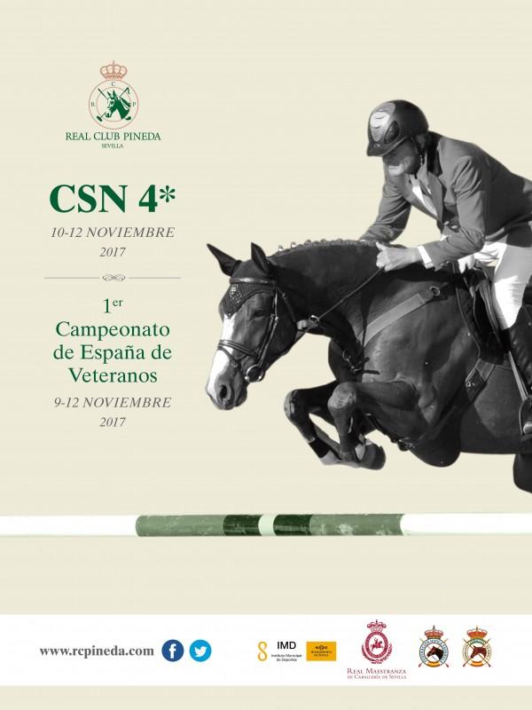 I Campeonato de España de Veteranos de Saltos en Sevilla