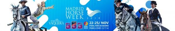Madrid será también sede de la FEI Copa del Mundo de Doma Clásica
