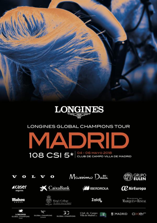 Video resumen con los mejores momentos del CSI de Madrid 2018