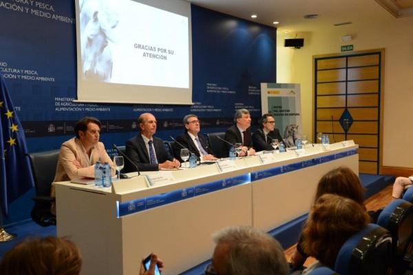 Jornada sobre los retos del sector equino en el MAPAMA