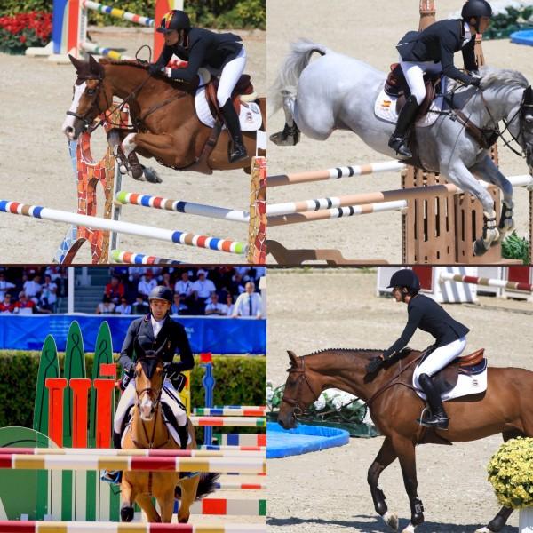 Portugal, medalla de oro en los JJ del Mediterráneo. España cuarta