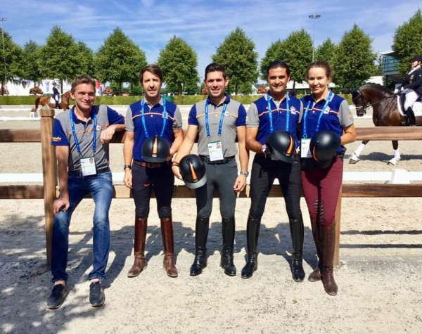 Resumen de la actuación del Equipo de Doma en el CDIO de Aachen 2018