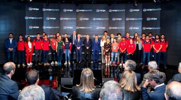 LaLigaSportsTV: el deporte español gratis y en directo