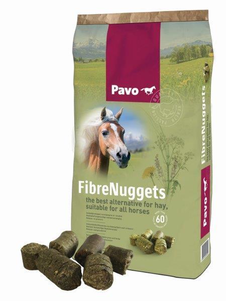 Pavo amplía su gama de productos fibrosos con FibreBeet y FibreNuggets