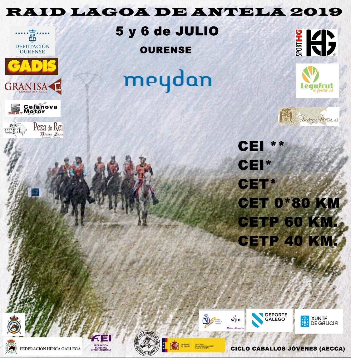 Raid Lagoa 2019 Cartel