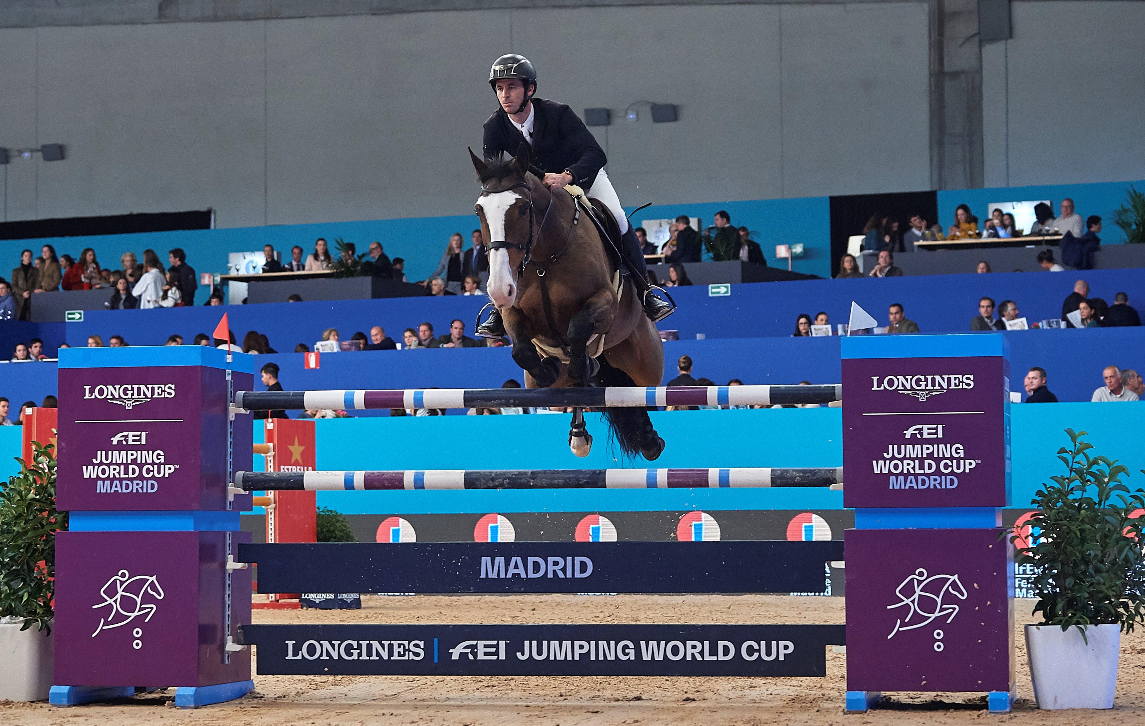 Estrellas en Ifema Madrid Horse Week
