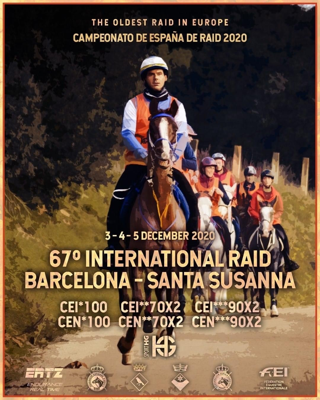Raid Cto Espana 2020