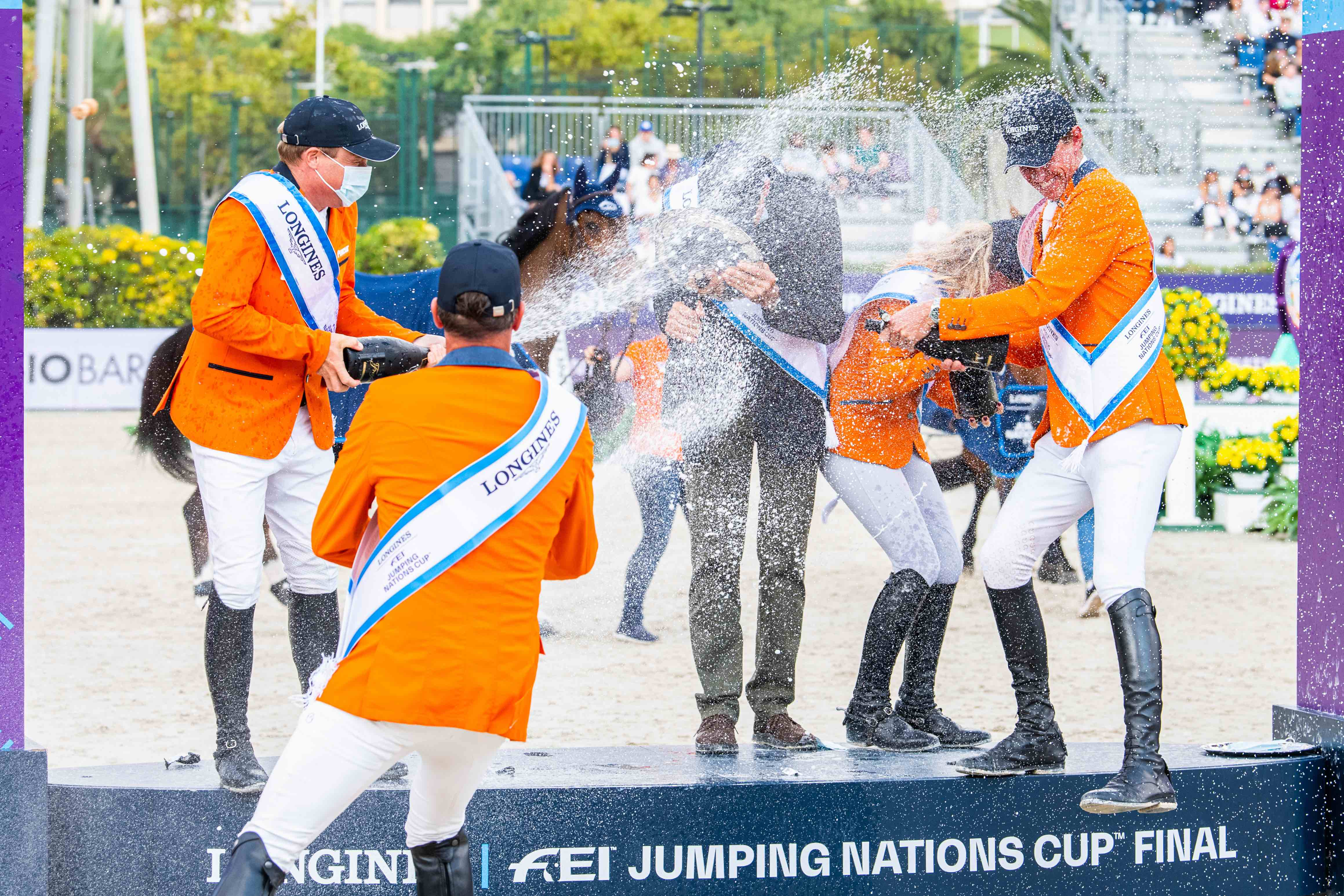 Longines FEI Jumping Nations Cup Final 2021